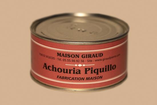 Achouria Piquillo (bte 190g)