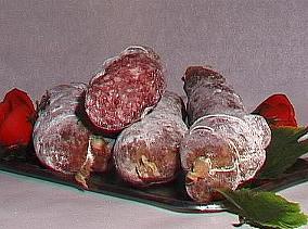 Saucisse sèche ( le kg )