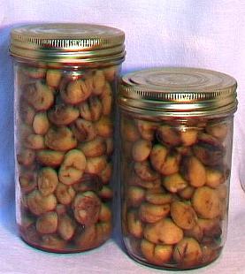 Châtaignes ( bocal 3/4 litre )